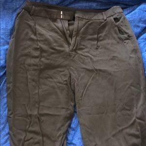 Professional pants.